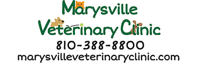 Marysville Veterinary Clinic logo